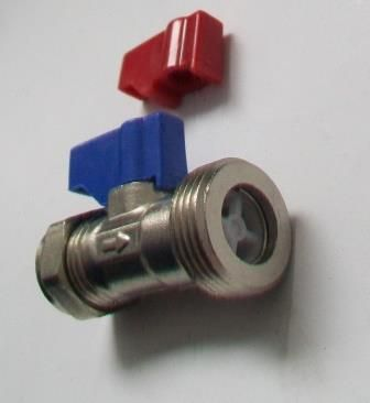 Washing Machine Valve Straight With Non Return Valve